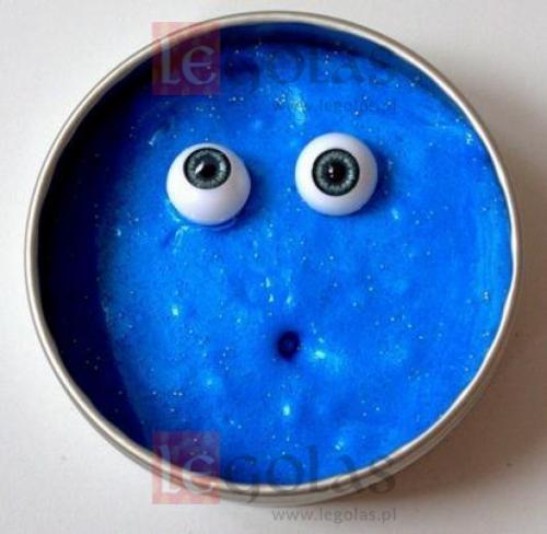 plastelina sprytna niebieska